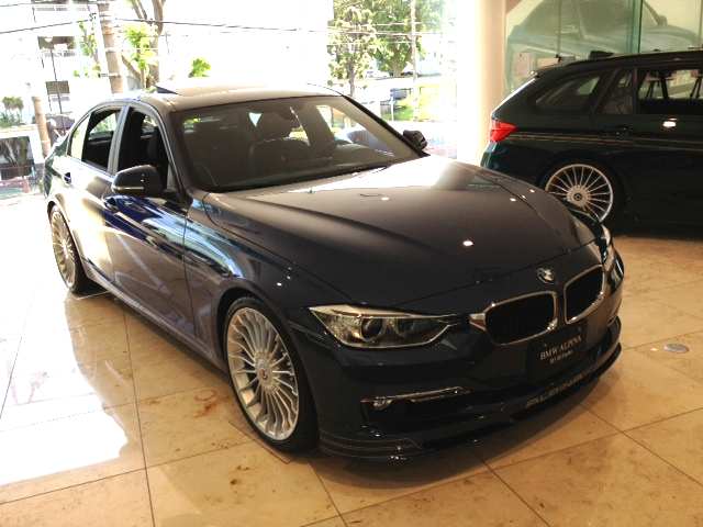 BMW bmwアルピナ d3 ブログ : 3003.blog.so-net.ne.jp